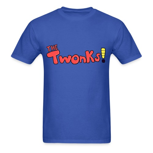 The Twonks T-Shirt - Men's T-Shirt