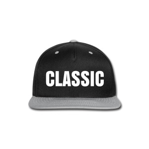Darriald Classic Snapback - Snap-back Baseball Cap