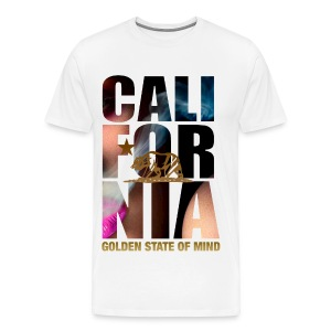 California I - Men's Premium T-Shirt