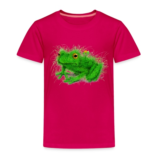 Grass Frog - Toddler Premium T-Shirt