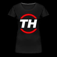 Women's T-Shirts ~ Women's Premium T-Shirt ~ Trend Hunter Icon 2