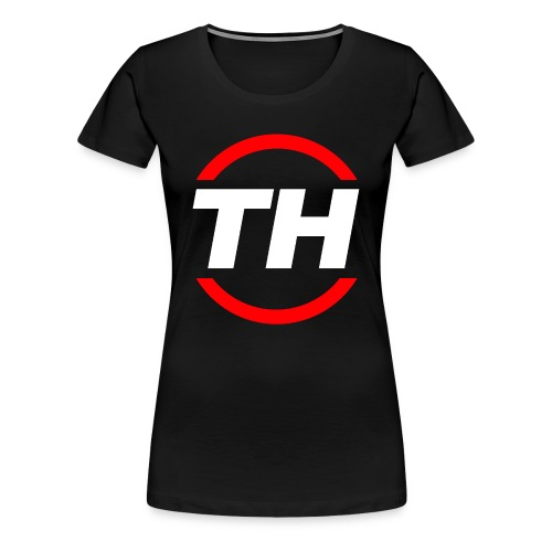 Trend Hunter Icon 2 - Women's Premium T-Shirt