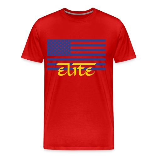 Elite Nations Tee - Men's Premium T-Shirt