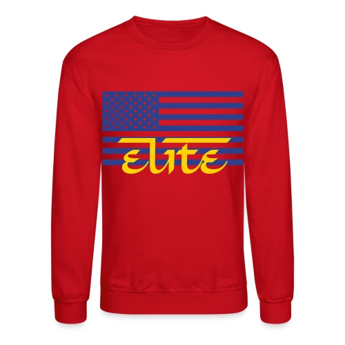 Elite Nations Crew - Crewneck Sweatshirt