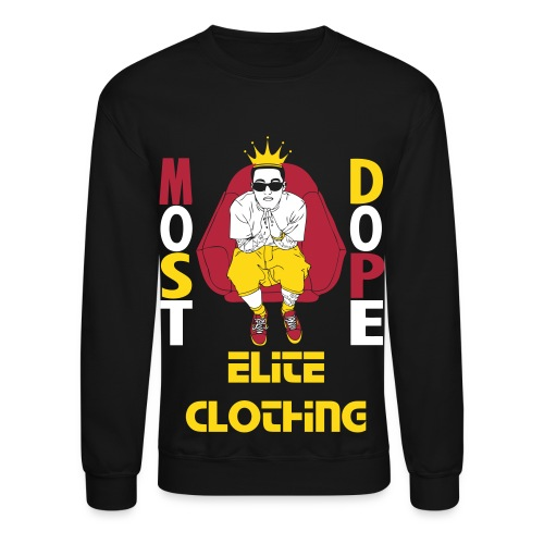 Exclusive Elite Crew - Crewneck Sweatshirt