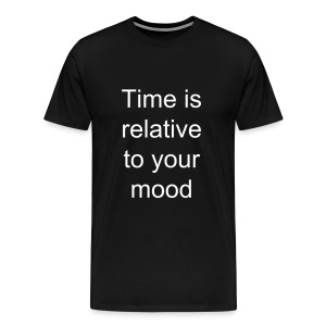 Time Relative Shirt - Men's Premium T-Shirt