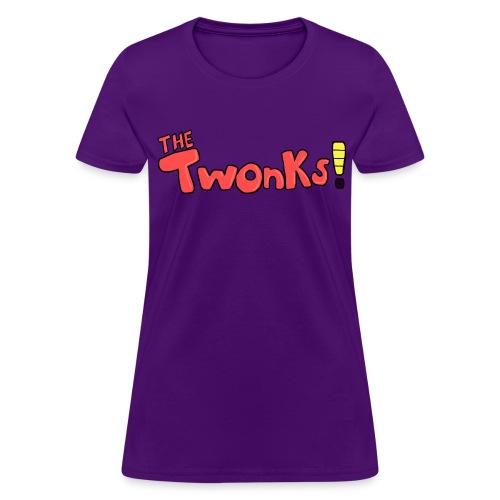 The Twonks T-Shirt (Womens) - Women's T-Shirt