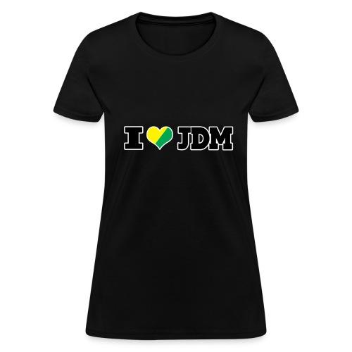 Love JDM Women Shirts - Women's T-Shirt