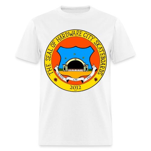 THE N.B. EMBLEM - Men's T-Shirt