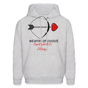 Love Weapon - Men's Hoodie