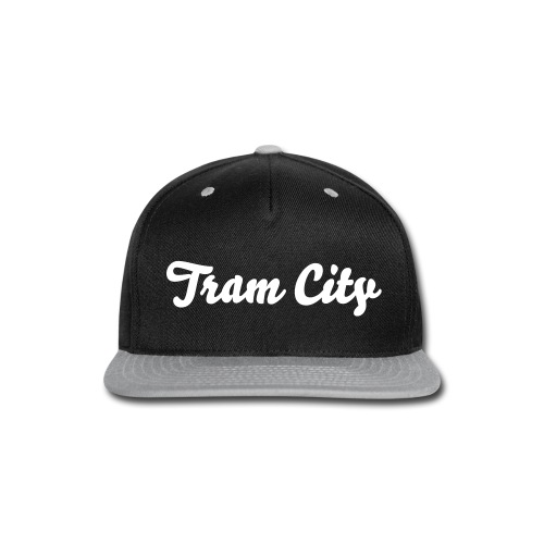 Tram City Snapback - Snap-back Baseball Cap