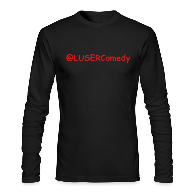 FOLLOW US - Men's Long Sleeve T-Shirt by Next Level