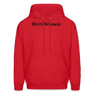 FOLLOW US - Men's Hoodie