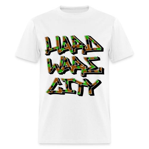HARDWARE CAMO - Men's T-Shirt