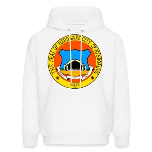 THE N.B. EMBLEM - Men's Hoodie