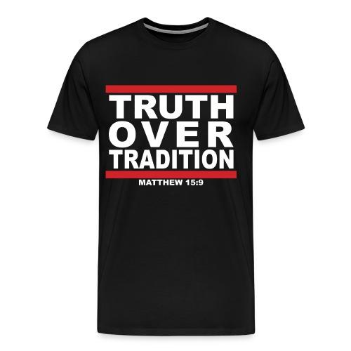 TOT Black Tee - Men's Premium T-Shirt