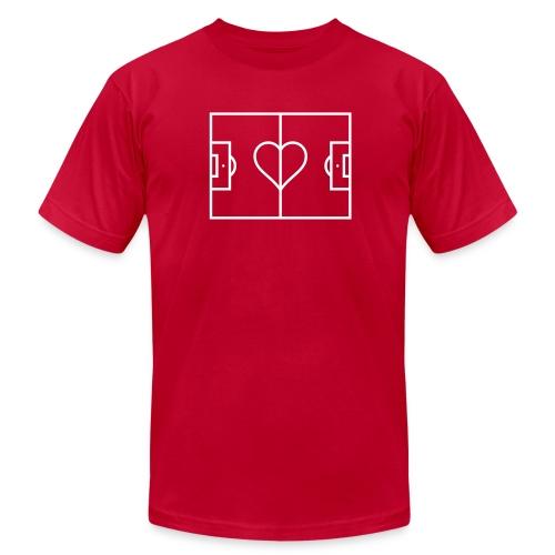 Pitch Love - Men's  Jersey T-Shirt