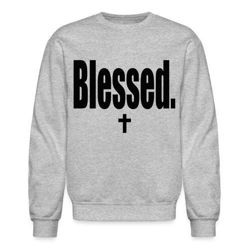 Blessed sweatshirt - Crewneck Sweatshirt