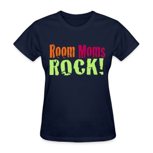Room Moms Rock - Women's T-Shirt