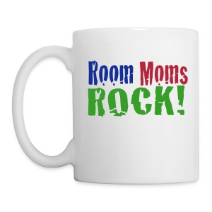 Room Moms Rock Mug - Coffee/Tea Mug