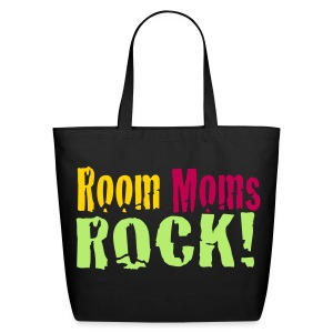 Room Moms Rock Tote - Eco-Friendly Cotton Tote
