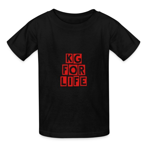 KG For Life Kids - Kids' T-Shirt
