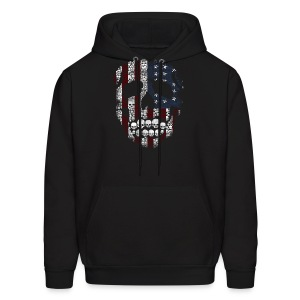 All American Tattoo hooded sweat shirt Mens - Men's Hoodie