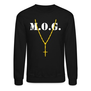 Man Of God Crewneck Sweatshirt - Crewneck Sweatshirt