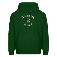 Hoodies ~ Men's Hoodie ~ Allen Family Claddagh Sweat for Men and Women