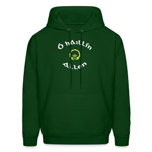 Allen Family Claddagh Sweat for Men and Women - Men's Hoodie