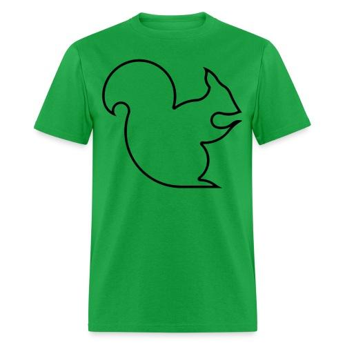 Squirrel - Men's - Men's T-Shirt