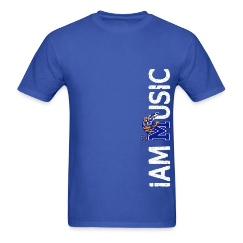 iAM Music Sideline Tee - Men's T-Shirt
