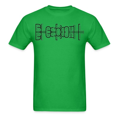 Flow Horizontal - Men's - Men's T-Shirt