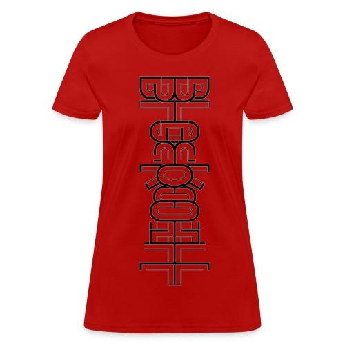 Flow Vertical - Women's - Women's T-Shirt