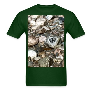 Written in Stone - Men's - Men's T-Shirt