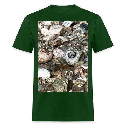 Written in Stone - Men's - Men's T-Shirt