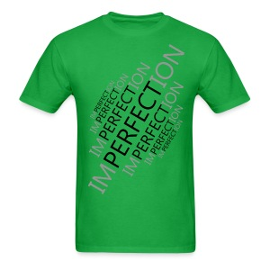Perfect Imperfection - Men's - Men's T-Shirt