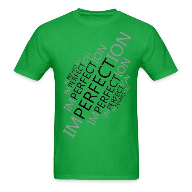 Perfect Imperfection - Men's