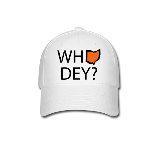 Who Dey Hat - Baseball Cap
