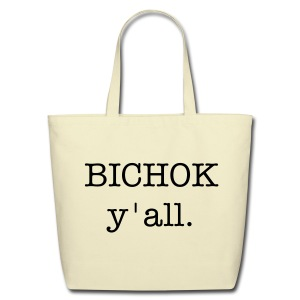 BICHOK Tote - Eco-Friendly Cotton Tote