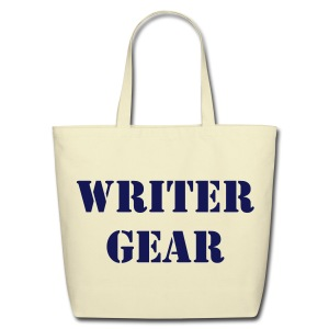 Writer Gear - Tote - Eco-Friendly Cotton Tote