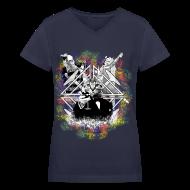 T-Shirts ~ Women's V-Neck T-Shirt ~ Article 13817715