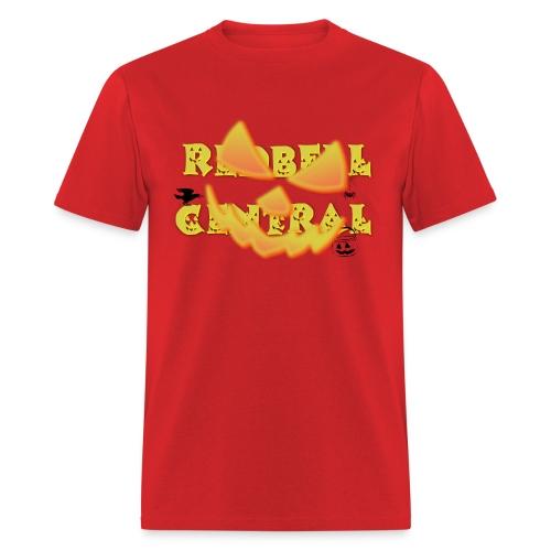 RedbellCentral Halloween tee - Men's T-Shirt