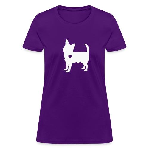 Chihuahua Love. - Women's T-Shirt