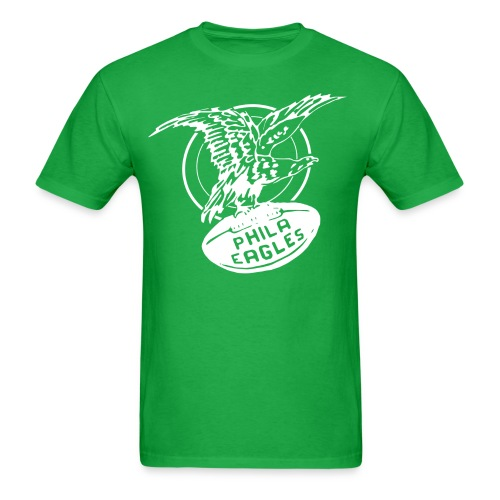 Eagles White - Men's T-Shirt