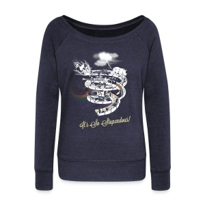 Tube - Women's Wideneck Sweatshirt