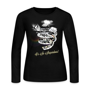 Tube - Women's Long Sleeve Jersey T-Shirt