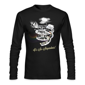 Tube - Men's Long Sleeve T-Shirt by Next Level