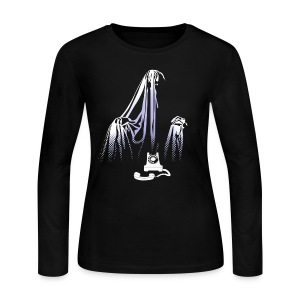 Story of the Ghost  - Women's Long Sleeve Jersey T-Shirt