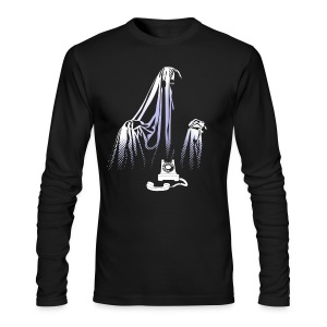 Story of the Ghost  - Men's Long Sleeve T-Shirt by Next Level